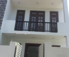 Brand New 3 Storied 2 Units House for Sale in Samudrasanne Road, Mount Lavinia
