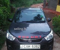 Alto k10 car for rent