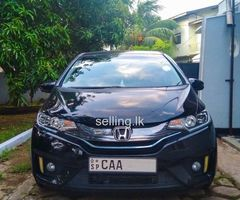Honda Fit GP5 L Grade 2014