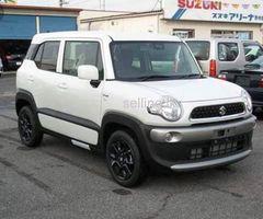 Suzuki X bee 2018