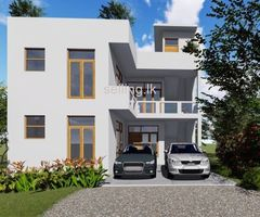 Brand new two story two unit house for sale