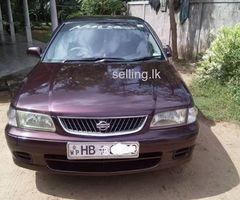 Nissan Sunny FB15