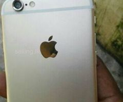 I phone 6 16 GB Gold