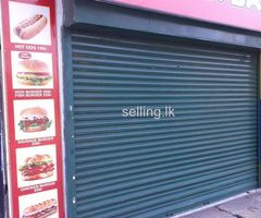 Shop,showroom for rent in boralesgamuwa