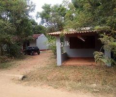 Anuradhapura, Saliyapura Land with House