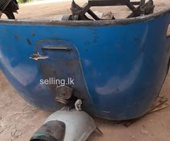 Bajaj 16 weel chasi enging orjinal book for sale