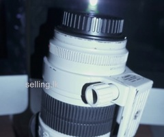 Canon lense 70 200 mm 2.8 is ii