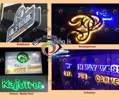 Name Boards & Advertising