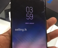 Samsung galaxy Note 8 full set