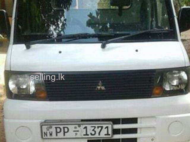 Mitshubishi mini cab Lorry
