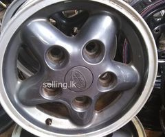 Land Rover Alloy Wheel set