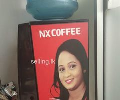 Nescafe Machine (Tea Machine) for sale