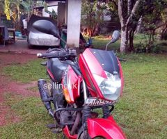 TVS Flame DS125 for sale