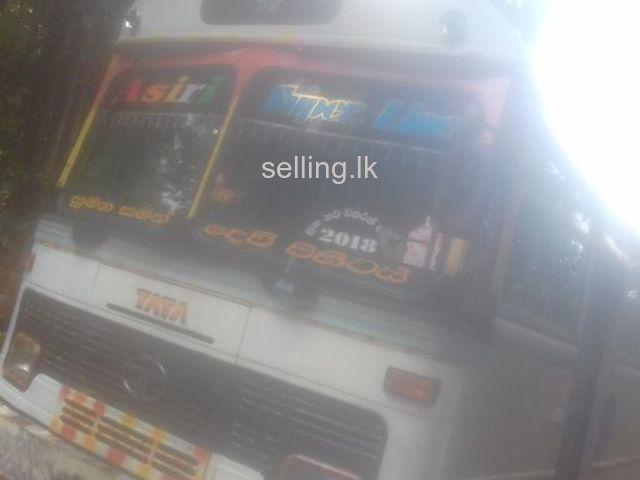 tata 1510 Bus