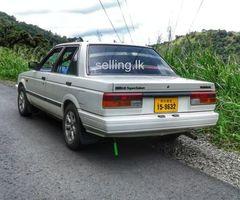 Nissan HB12