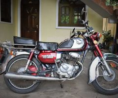 Honda cd 200 Roadmaster