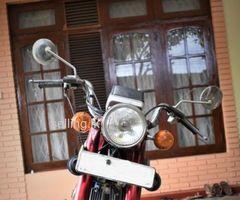 Honda cd 200 Roadmaster