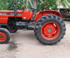 Kubota M 4030 for sale