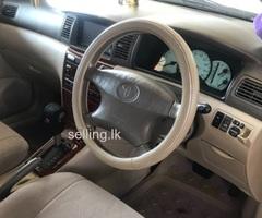 Toyota Corolla 121