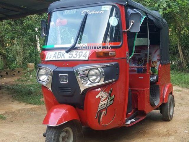 Bajaj three wheeler