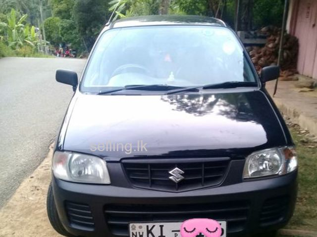 Suzuki Alto lxi