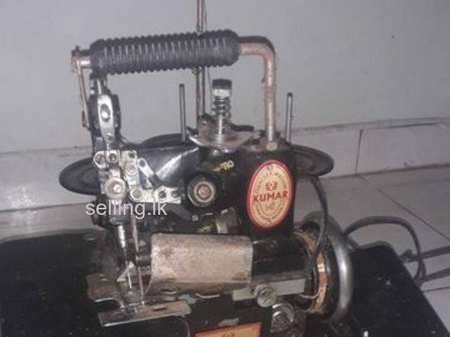 Kumar overclock machine