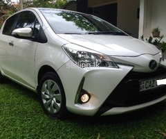 Vitz car sale