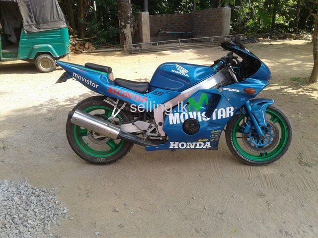 Honda cbr 250cc
