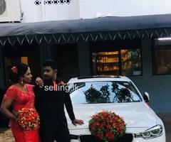 Wedding Car For Hire - BMW 318i-2019