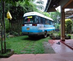 Rosa 4d30 bus For sale