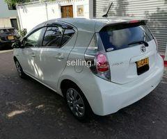 Toyota aqua s grade