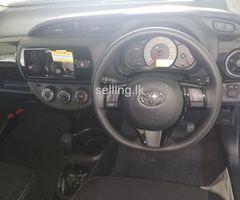 Toyota vitz AMIE 2018 LED
