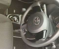 Toyota Vitz  (Safety ED 02 )