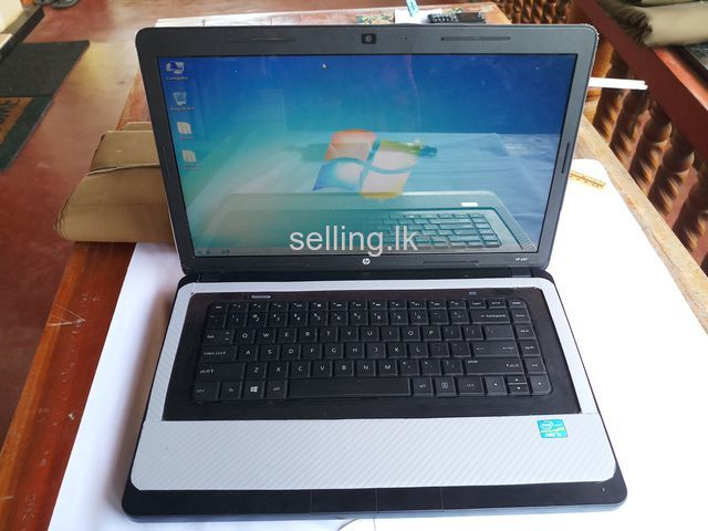 HP intel core i3 630 laptop