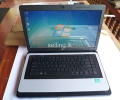 HP intel core i3 630 laptop