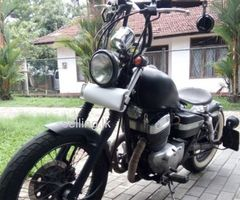 Honda Rebel Big Bore