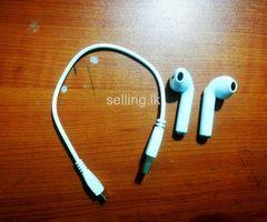 TWS i7s headphone  for sale
