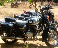 Honda Benly CD 125 Motorcycle 4 Sale