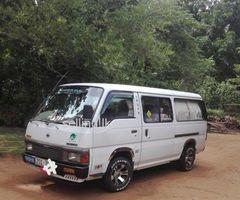Nissan Caravan Diga