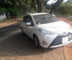 Toyota Vitz Smart stop safety ed 2