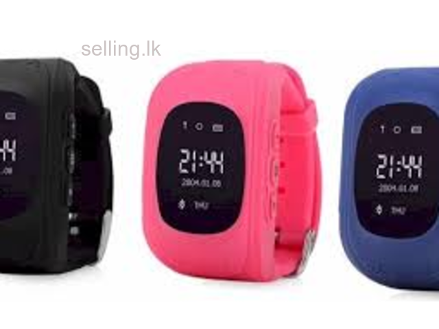 Kids Safe Smart GPS watch