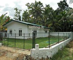 New House for Sale Kalohagedara Yanthampalawa Kurunegala
