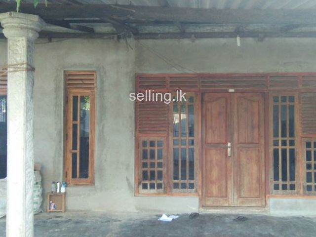 House for sale Anuradhapura near thisa weva