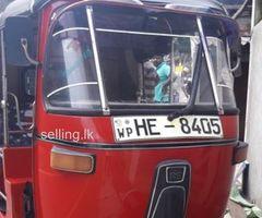 Re Bajaj three wheeler