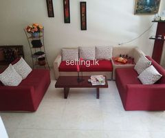 7 seated sofa set