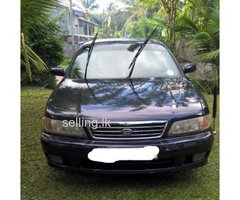 Nissan cefiro A32 for sale