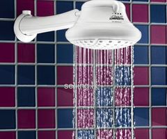 HOT WATER SHOWER