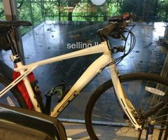 GT Traffic 3.0 hybrid bicycle