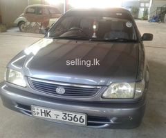 Toyota Soluna Car for Sale