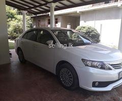 Toyota Allion NZT260 2014 G plus